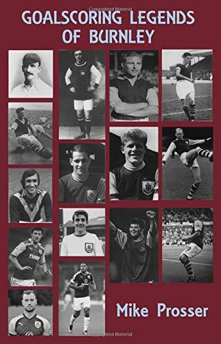 Goalscoring Legends of Burnley