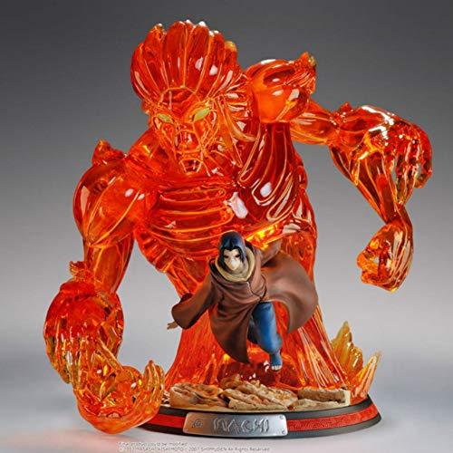 HUANIU Model Statuen Anime-Charaktere Sechs Zweige Naruto Spielzeug Statue Uchiha Itachi Aktion Puppen Dekorative Souvenirs/Sammlung A-43cm