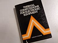 Thermal Computations for Electrical Equipment 0442219237 Book Cover