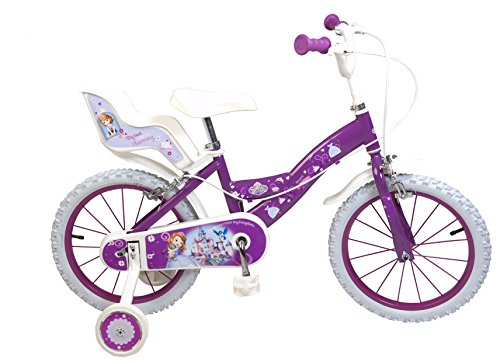 Toimsa - 646 - Vélo pour Enfant - Fille - Princesse Sofia - 16\