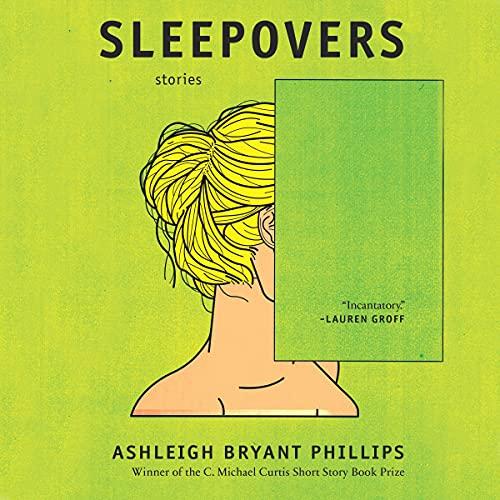 Sleepovers: Stories cover art