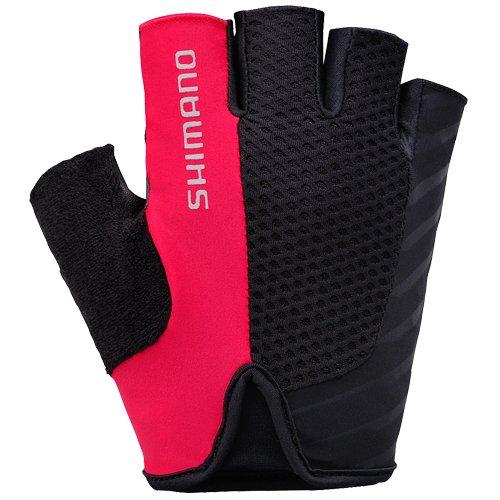 SHIMANO SH M Touring Handschuhe, Unisex Erwachsene XL rot