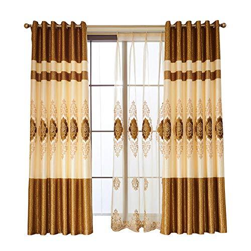 cortinas opacas 2 piezas 2,60