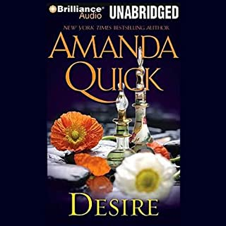 Desire cover art