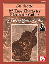 En Mode: 22 Easy Character Pieces for Guitar