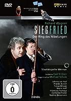ワーグナー:ニーベルングの指環 第2夜「ジークフリート」 [DVD]