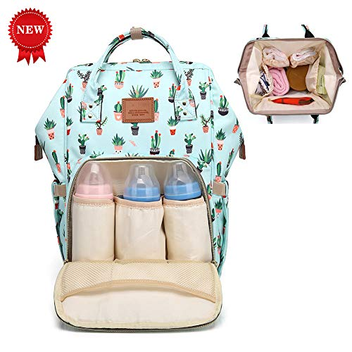 WGXQY baby veranderen tas, moederlijke en baby rugzak multi-functie schat moeder uit de tas mode mama grote capaciteit luiertas (H08)