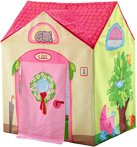 HABA- Plein Air-Tente de Jeu la Villa de Lilli, 7427
