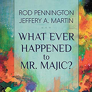 What Ever Happened to Mr. MAJIC? cover art