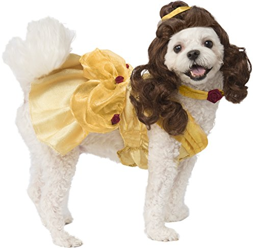 Rubies Disney: Princess Pet Costume, Belle, Small