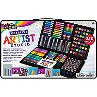 250-Piece Cra-Z-Art Creative Artist Studio Set