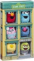 Sesame Street Gund 50th Anniversary Collector's Plush Set