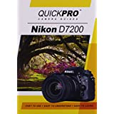 Nikon D7200 Instructional DVD by QuickPro Camera Guides