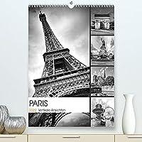 PARIS Vertikale Ansichten (Premium, hochwertiger DIN A2 Wandkalender 2022, Kunstdruck in Hochglanz): Eindrucksvolle franzoesische Metropole (Monatskalender, 14 Seiten )