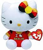 Ty - Animal de Peluche Hello Kitty