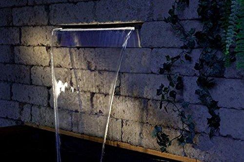 Seliger® Aquafall 300 Élément cascade avec LED Seliger Aqualine