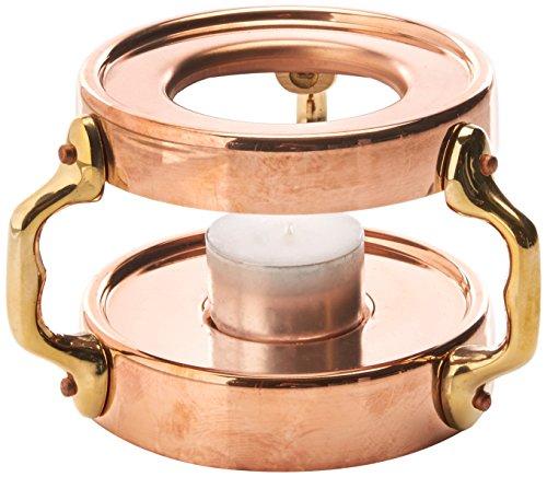 Mauviel 430110 Réchaud à bougie, Métal, 10 cm