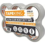 Premium Packing Tape–Packaging, shipping, soft-sealing for Box, Package, Storage & Moving–Ultra...