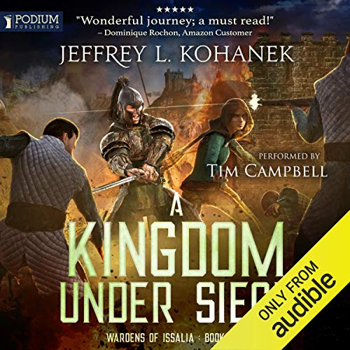 A Kingdom Under Siege  By  cover art