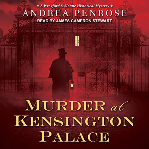 Murder at Kensington Palace  By  cover art