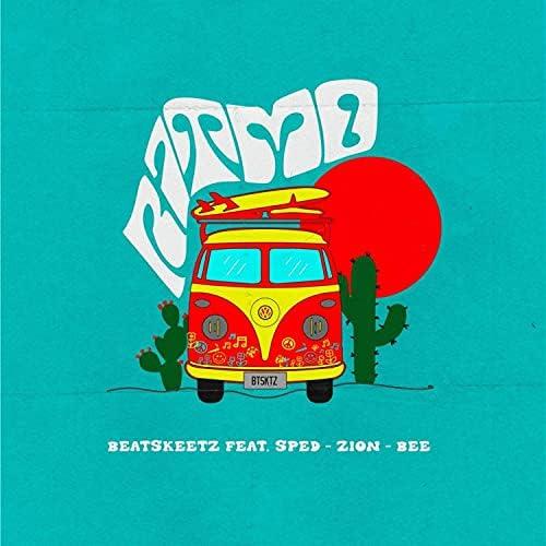 BeatSkeetz feat. SpEd, Zion & Bee