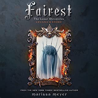 Fairest     The Lunar Chronicles - Levana's Story              By:                                                                                                                                 Marissa Meyer                               Narrated by:                                                                                                                                 Rebecca Soler                      Length: 6 hrs and 32 mins     2,015 ratings     Overall 4.5