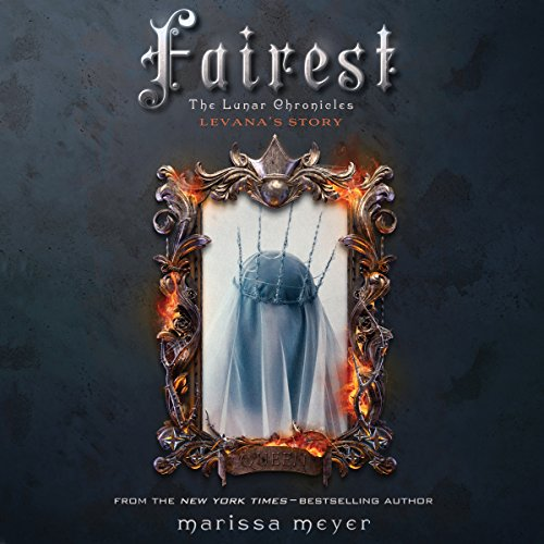 Couverture de Fairest