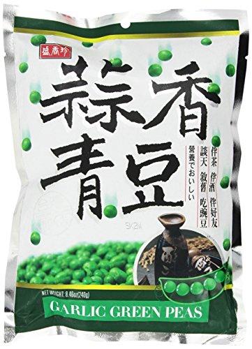 台湾盛香珍蒜香青豆(にんにく味グリーンピース) 酒の肴・おつまみ・中華名物・台湾風味