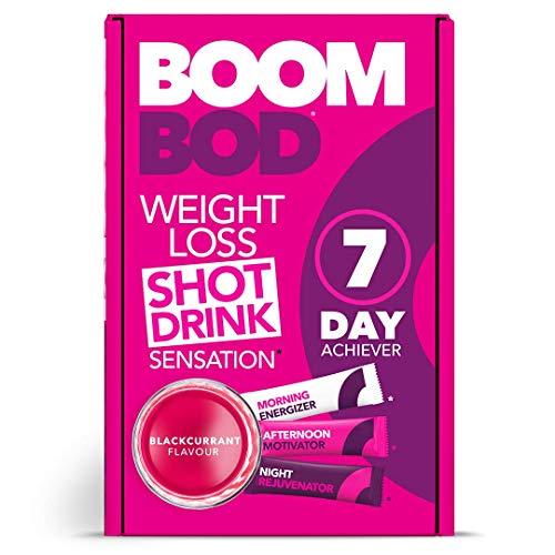 Boombod Weight Loss Shot Drink, Glucomannan, High Potency, Diet and...