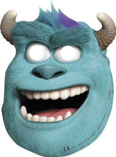 Monsters Inc Université Monsters fête Sully Masque Visage x 6