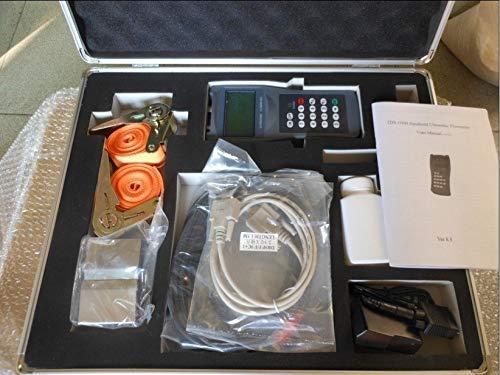 Gowe Ultraschall-Durchflussmesser (15–6000mm) S1/M1/L1