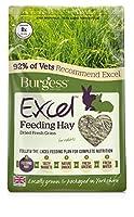 Burgess Pet Care Excel Supa Forage 1Kg by Burgess Pet Care