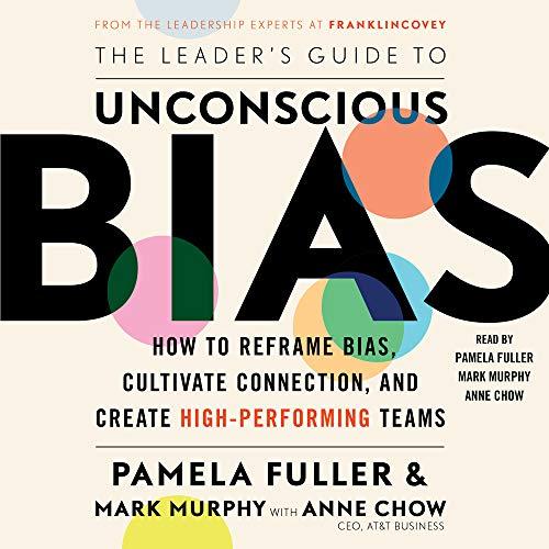 Page de couverture de The Leader's Guide to Unconscious Bias