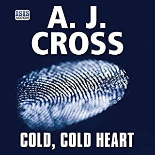 Cold, Cold Heart                   By:                                                                                                                                 A. J. Cross                               Narrated by:                                                                                                                                 Anna Bentinck                      Length: 10 hrs and 29 mins     5 ratings     Overall 4.8