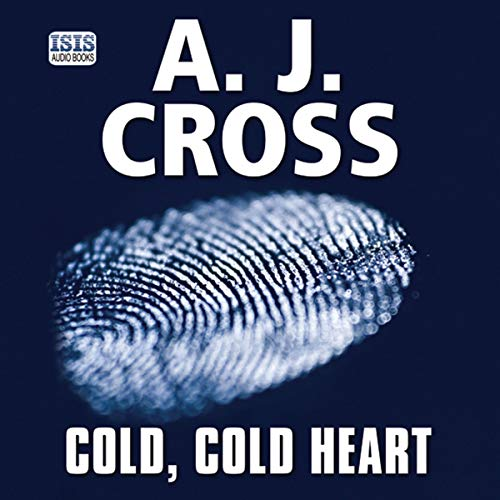 Cold, Cold Heart audiobook cover art