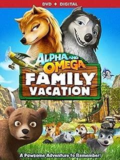 Alpha And Omega: Family Vacation Digital