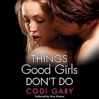 Things Good Girls Don't Do audiobook cover art