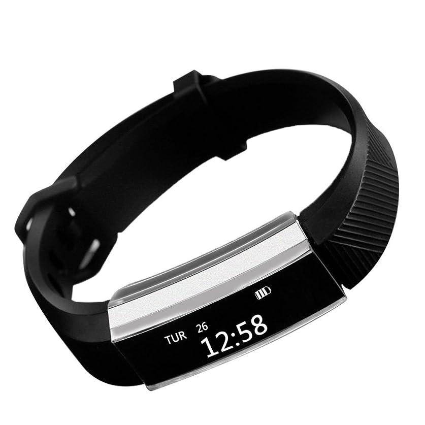 ライバル信仰額Fitbit Versa HR/ACE ケース Fitbit Versaカバー ABS全面保護 耐衝撃性 高感度 スマートウォッチ カバー/フィルム 透明 Everpert