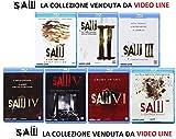 Saw - La Collezione 01-07 - (7 Blu Ray+ Omaggio) Edizione Italiana