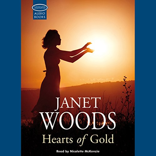 Hearts of Gold audiobook cover art