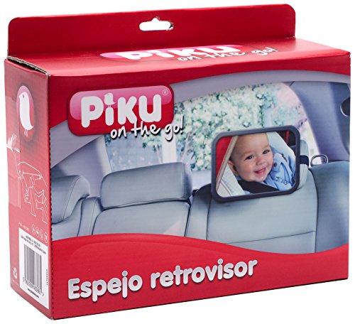 Piku On the Go -  Espejo Retrovisor de Coche para Vigilar al Bebé