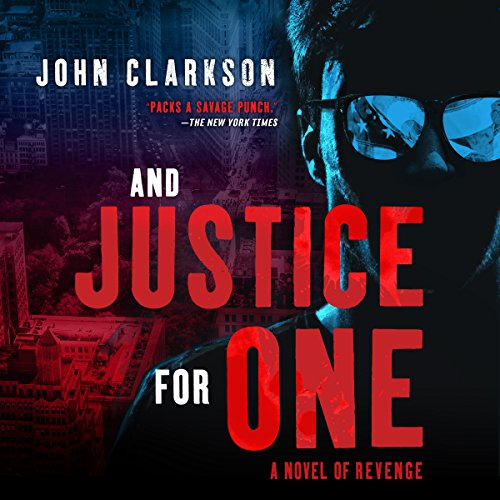 And Justice for One audiobook cover art