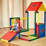 Quadro | Adventure | Klettergerüst für drinnen und draußen | Fördert Entwicklung von Kindern |...