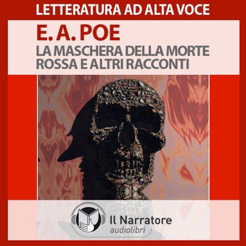 La maschera della morte rossa e altri racconti copertina