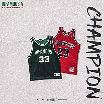 Champion (feat. Cris Streetz)