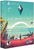 No Man's Sky - Limited Edition - PlayStation 4 【北米版】