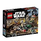 LEGO - 75164 - Star Wars - Jeu de Construction - Pack de combat des soldats de la Résistance