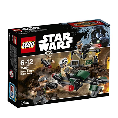 LEGO Star Wars 75164 - Rebel Trooper Battle Pack...