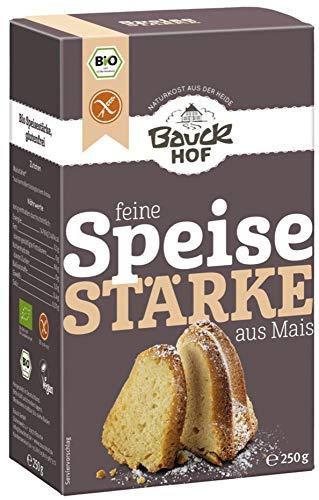 Bauckhof Bio Bauck Bio Speisestärke, gl.fr. (2 x 250 gr)
