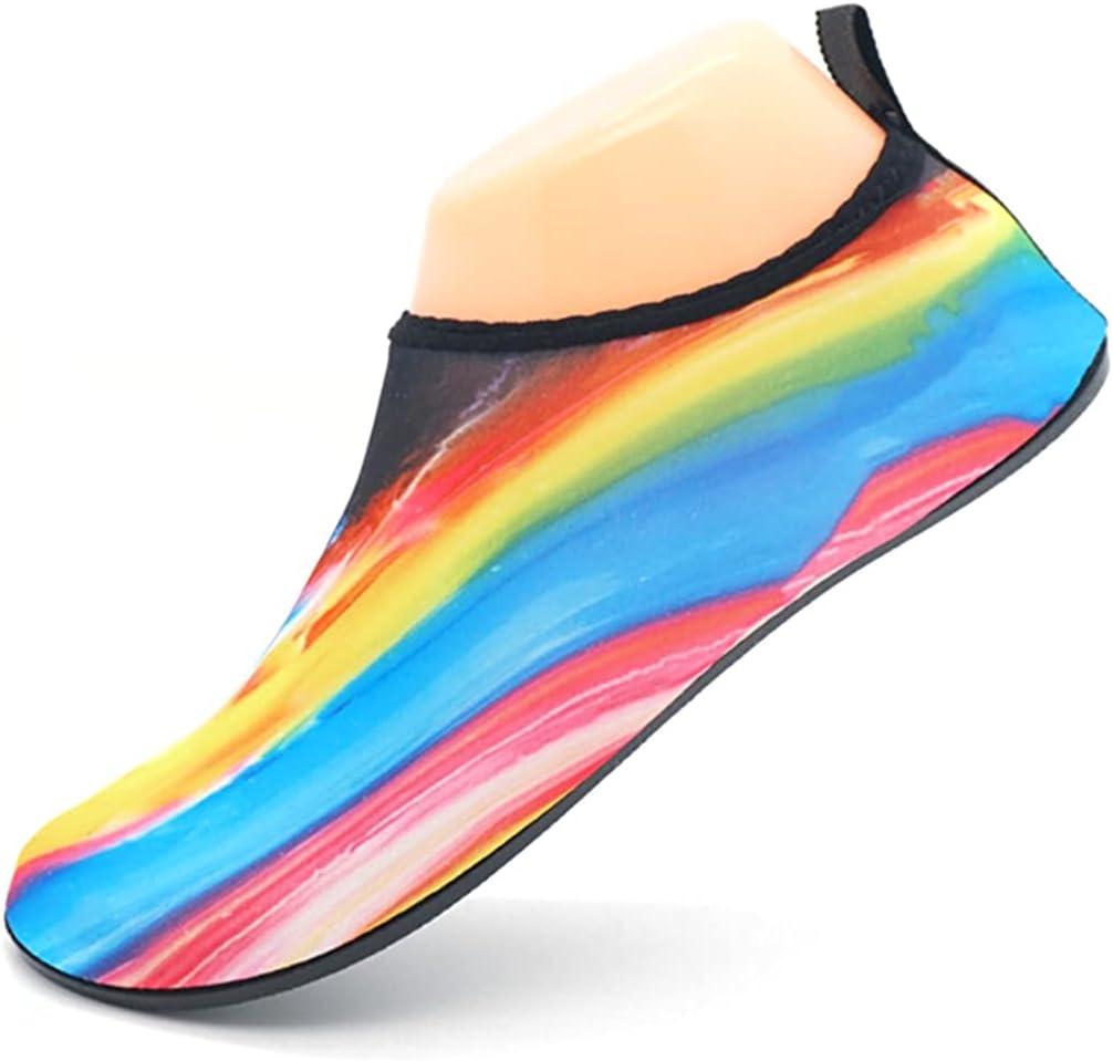 COSYOO Beach Swim Shoes Non-Slip Portable Flexible Reusable Ergonomic Breathable Water Sports Shoes Portable Flexible Fashion Ergonomic